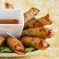 Curry Chicken Spring Rolls