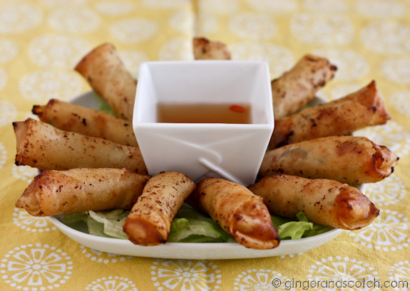 Vietnamese Spring Rolls - Cha Gio - Hoi An Food Tour