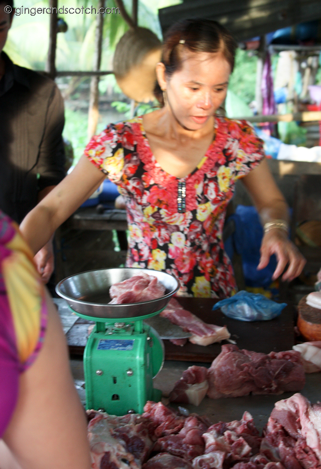 Mekong Homestay - Market 5