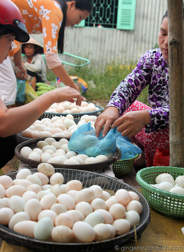 Mekong Homestay - Market 3