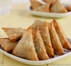Thumbnail image for Emirati Recipe: Samboosa (fried savory triangles)
