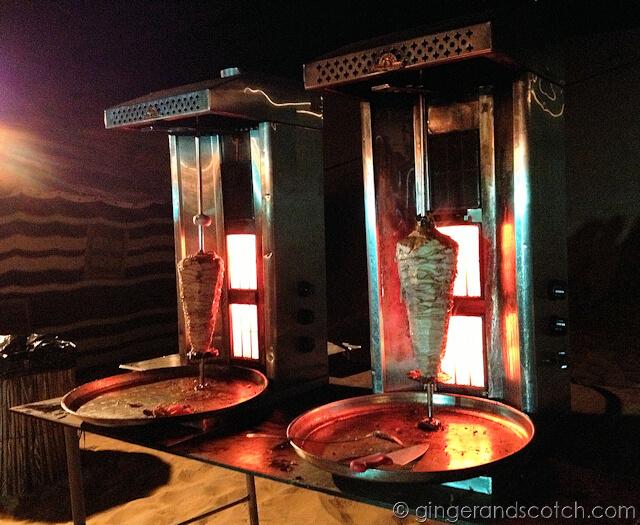 Dubai Drums - shawarmas