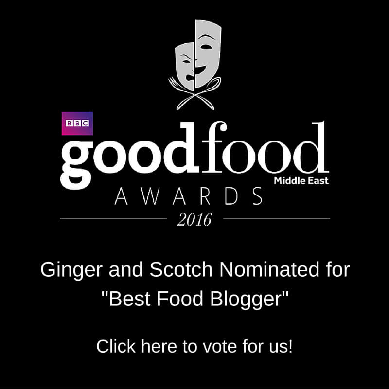 Vote for Ginger and Scotch!