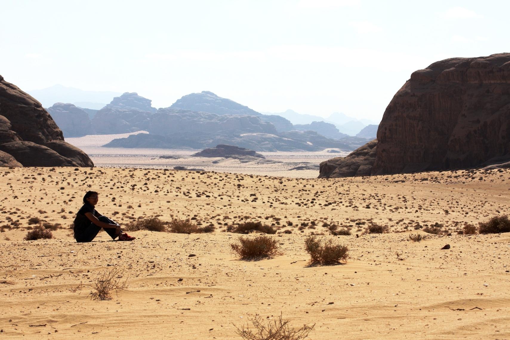 Jordan - Wadi Rum