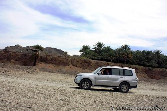 Wadi Bashing