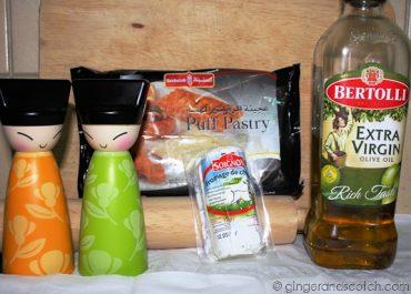 tart Ingredients