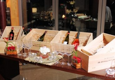 wines at Sofitel Dubai