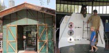 Treadmill and Horse Spa