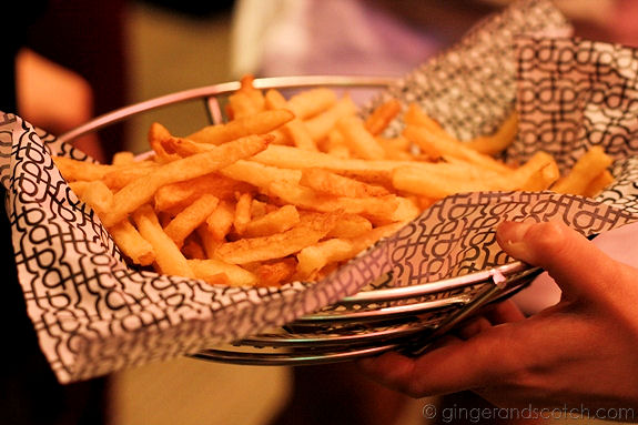 The Burger Joint - Fries