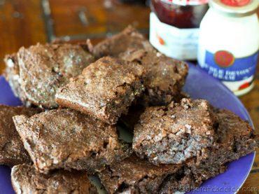 Iridescent Brownies