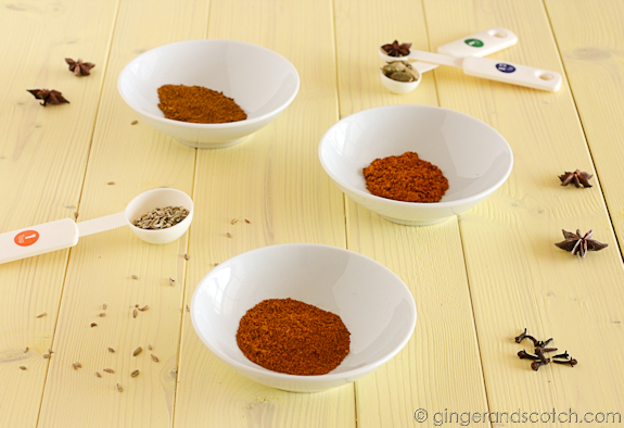 How to Make Vietnamese Curry Powder From Scratch