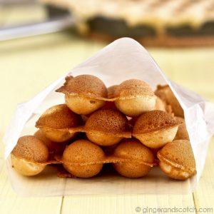 How to Make Hong Kong Egg Cakes (鷄蛋仔)
