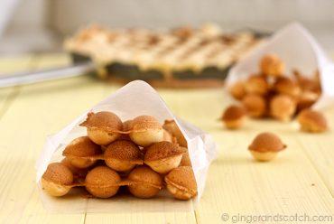 Hong Kong Egg Cakes or Eggettes