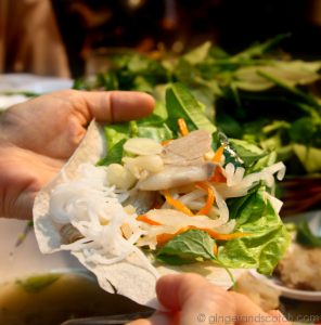 Assembling the Banh Canh 2