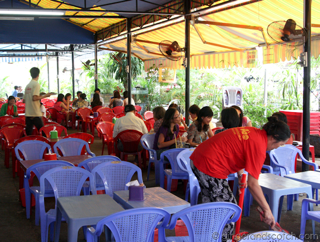 Oc Dao - Seating Area