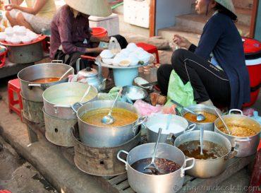 Hoi An Market - dessert