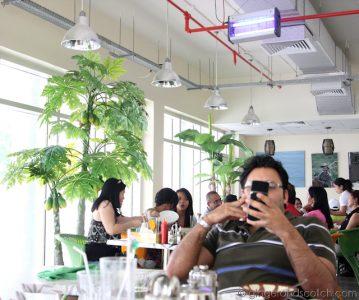Hanoi Restaurant Dubai - Interior