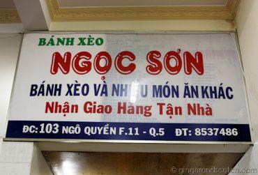 Banh Xeo Restaurant 2