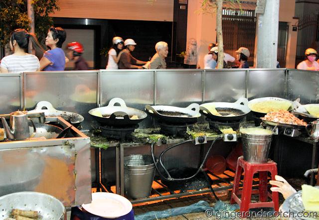 Banh Xeo Restaurant Saigon