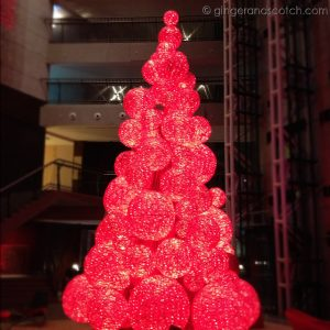 Artsy Christmas Tree