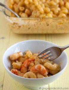 Shrimp Mac 'n Cheese