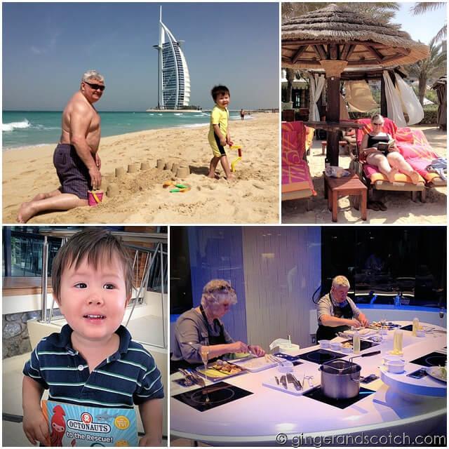 Papa Rara in Dubai