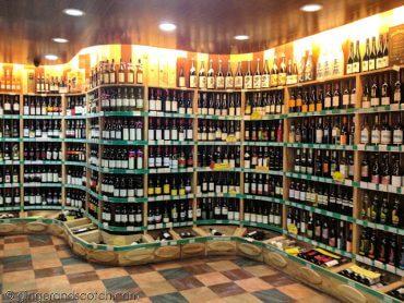 Wine at Jenny Lou's