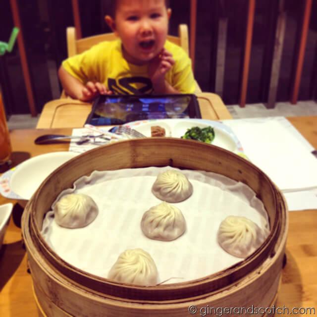 Dumplings @ Din Tai Fung