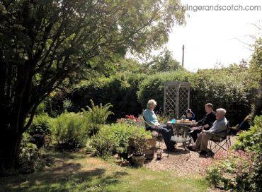 Dunbar Garden - by Rowan tree