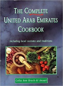 Complete UAE Cookbook cover