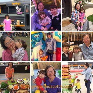 Mom in Dubai Collage