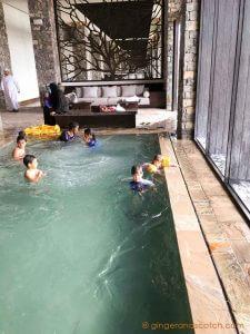 Jabal Al Akhdar-Alila Pool