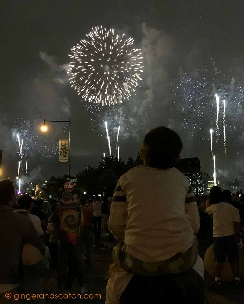 Fourth of July Fireworks 2016 - NYC