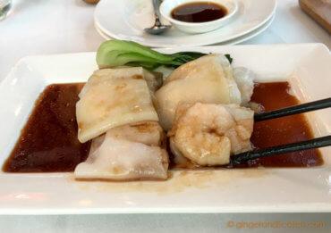 Royal China Dubai - Shrimp Cheong Fun