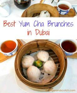 Best Yum Cha Brunch in Dubai for Dim Sum