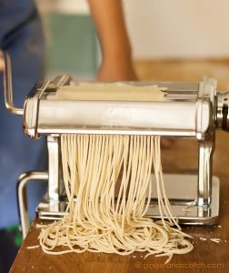 Ramen Noodles From Scratch (the No-Knead Easy Way)