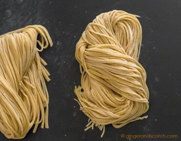 How to Make Chinese Egg Noodles From Scratch