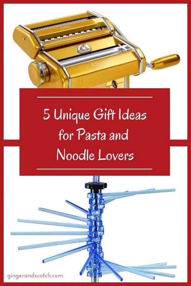 Unique Pasta and Noodle Gift Ideas