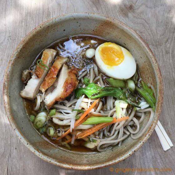 Japanese Soba Noodle Class in Highland Park, CA